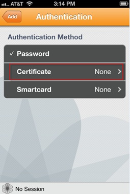 Certificate check, restriction, and authentication on mobile devices-7