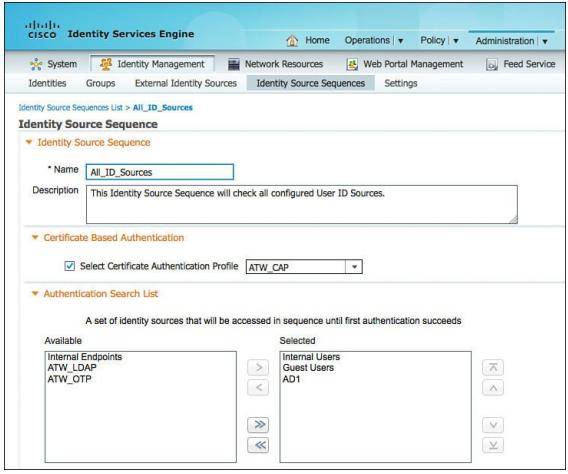 Ccnp Security Faq  Identity Management