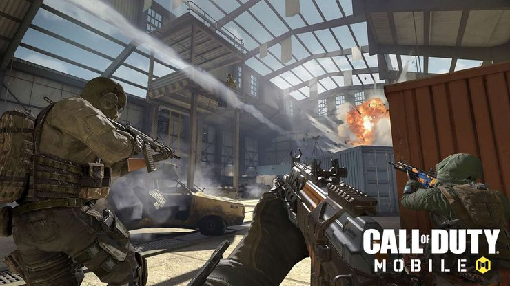 Call of Duty Mobile has a faster pace, even in the Battle Royale mode