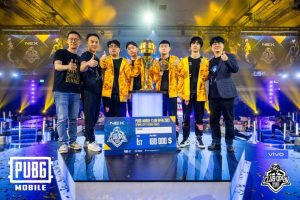 China's TOP ESPORTS is the Champion of the PUBG Mobile Club Open Spring Split Global Finals 2019