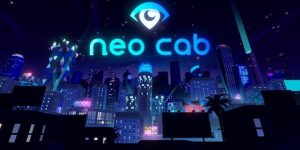 Neo Cab, the first project by developer Chance Agency.
