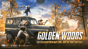 The Golden Woods is a unique map that only PUBG Mobile Lite has