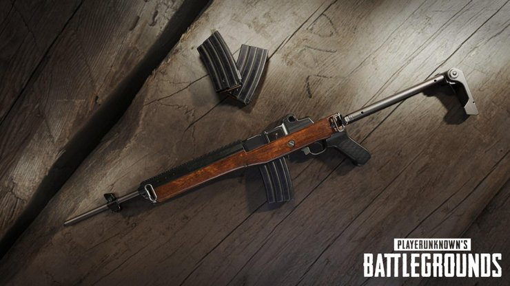 The Mini 14 has great stability