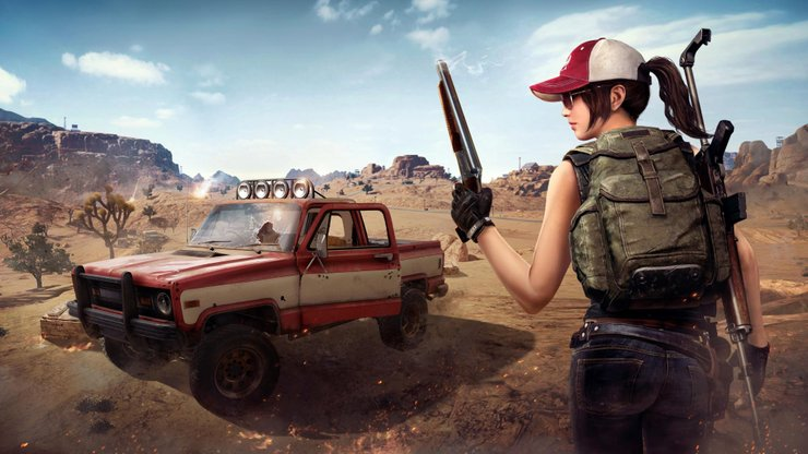 There are unique vehicles on every map of PUBG Mobile