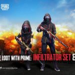 Twitch Prime loot is now including Infiltrator set for PUBG Mobile fans