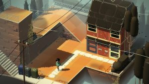 Where Cards Fall is a puzzle-adventure game