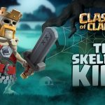 Clash of Clans The Skeleton King