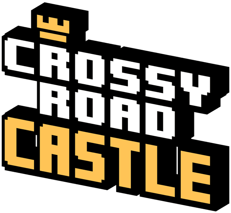 Crossy Road Castle - the newest Crossy Road entry from Hipster Whale.