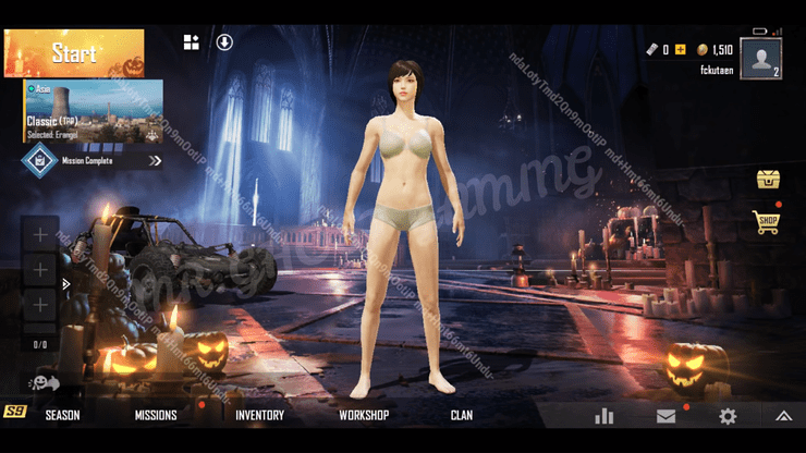 Halloween is coming to PUBG Mobile with new looby themes