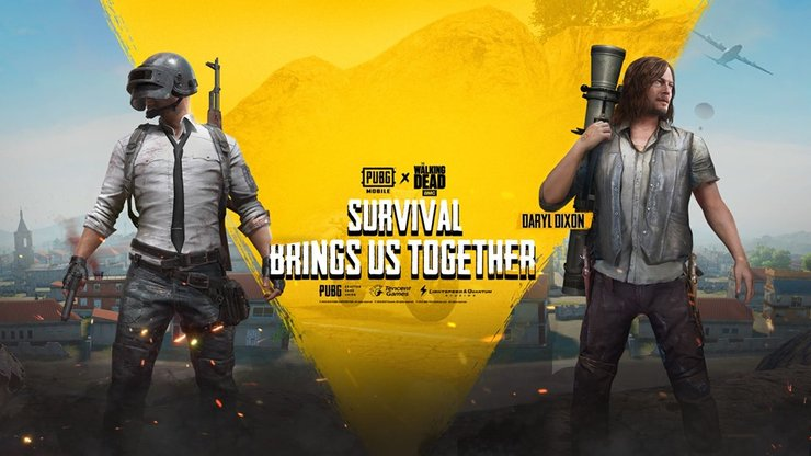PUBG Corporation has announced a new The Walking Dead event called Survival Brings Us Together