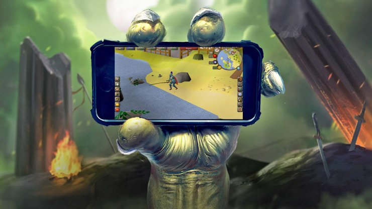 RuneScape Mobile is a title to watch out for in late 2019.