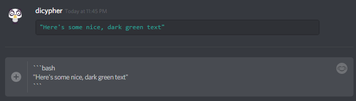 How to Change Text Color in Discord 3