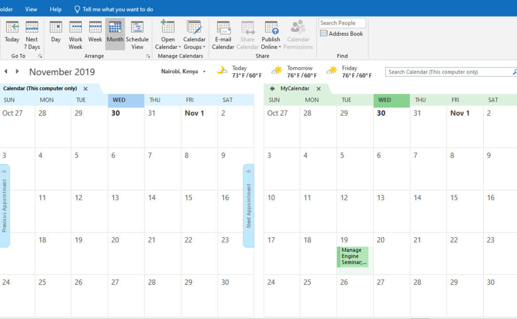 How to Set Up Google Calendar App on Windows 10 18