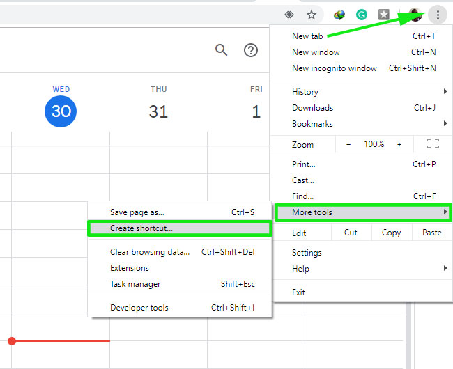 How to Set Up Google Calendar App on Windows 10 7