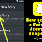 How to Post a Private Story on Snapchat