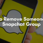 How to Remove or Delete Someone from Snapchat Group